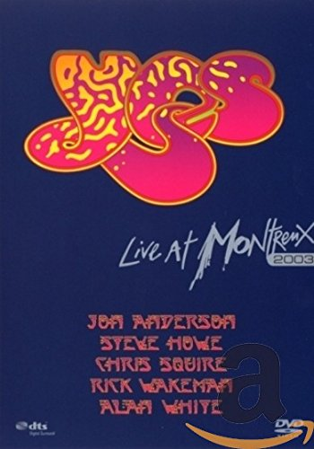 YES, LIVE AT MONTREUX'03FSK:OA