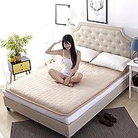 WYMNAME Japonés Colchón Tatami, Japonés la Cama Roll Colchón de futón de Piso Doblado de