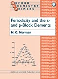 Periodicity and the s- and p-Block Elements (Oxford Chemistry Primers)