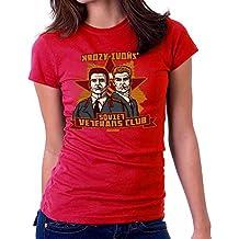Krazy Ivans Ivan Drago Ivan Danko Dolph Lundgren Arnold Schwarzenegger Women's T-Shirt