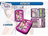 VIOLETTA ASTUCCIO 2 ZIP AS7660