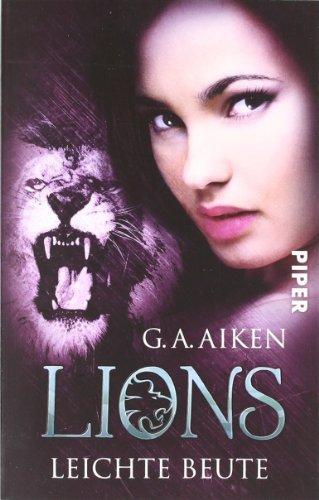 Piper Taschenbuch Lions 3 - Leichte Beute
