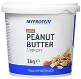 MyProtein Peanut Butter Natural Crunchy Crema de Cacahuete - 1000 gr