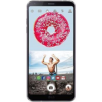 LG G6 (Black, FullVision)