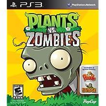 PopCap Plants vs Zombies, PS3 - Juego (PS3)