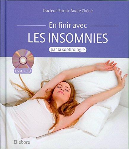 En finir avec les insomnies par la sophrologie - Livre + CD