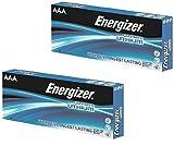 20 Energizer Ultimate Lithium AAA Micro Batteries 1.5 V 1260 mAh L92