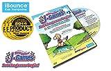 JumpSport iBounce Kids Trampoline 'Let the Games Begin' Episode-2 DVD