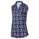 Puma Damen Blossom Sleeveless Polo-Shirt