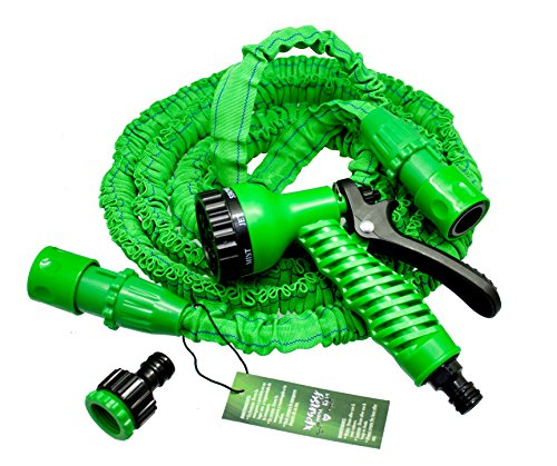 Xpansy Hose Manguera Extensible Modelo Basic - Verde, Manguera extensible de 7,5...