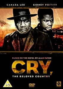 Cry: The Beloved Country [DVD] [1951]