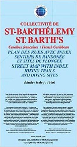 Descargar Libro Saint-Barthelemy/St Barth's de Collectif