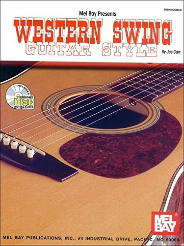 Western Swing Guitar Style (Texas Music and Video)