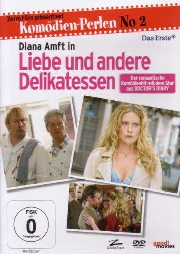 Liebe und andere Delikatessen - Komödien-Perlen No. 2
