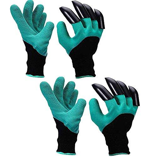 guanti con artigli Guanti da Giardino con Artigli