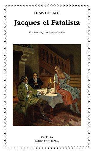 Jacques el Fatalista (Letras Universales)