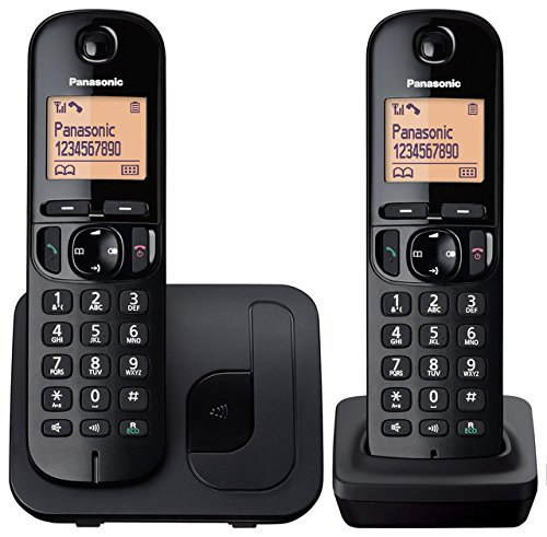 panasonic-kx-tgc212eb-digital-cordless-phone-with-lcd-display-two-handset-pack-black