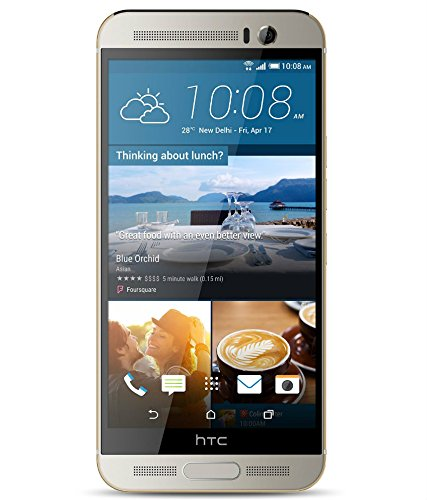 HTC One M9+ Prime Camera Edition(Gold On Silver) image