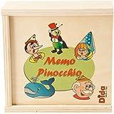 Dida - Pinocchio Memory Game