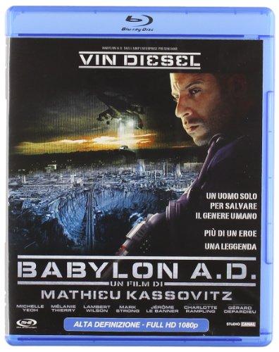 Babylon A.D. [Blu-ray] [IT Import]