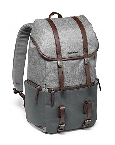 Manfrotto MB LF-WN-BP Windsor Kamera und Laptop Rucksack mehrfarbig