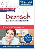 XXL-Lernbuch Deutsch 7./8. Klasse: Gute Noten mit der Schülerhilfe