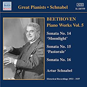 Beethoven - Piano works, Vol 5