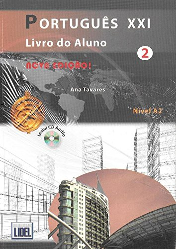 Portugus XXI 2 Nivel A2 : 2 volumes : Livro do aluno + Caderno de exercicios (1CD audio)