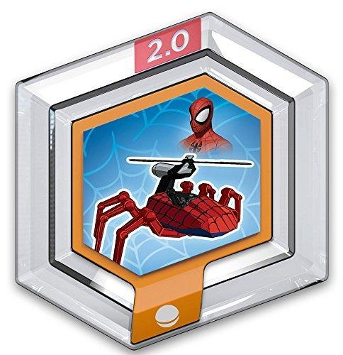 Disney INFINITY: Marvel Super Heroes (2.0 Edition) Power Disc - Spider-Copter by Disney Infinity Marvel Super Hero Power Discs