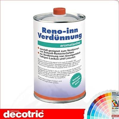 Pufas Reno-inn aromatenfreie Verdünnung 1 l