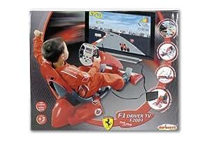 Plug And Play : F1 Driver Ferrari