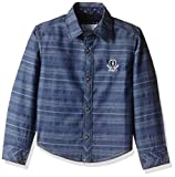 Blue Giraffe Boys' Shirt (AW16/SH-OCB-12...