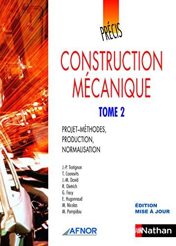 prcis-de-construction-mcanique-tome-2