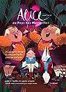 Alice au Pays des Merveilles et ses personnages en origami facile pour les enfants par Bertolazzi