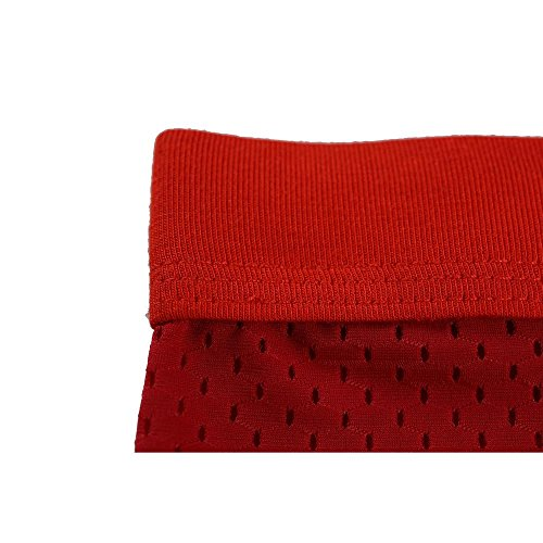 Biancheria Intima Sexy del Cotone degli Uomini,Yanhoo Pantaloncini da Boxer da Uomo in Mutande Soft Slip Rosso