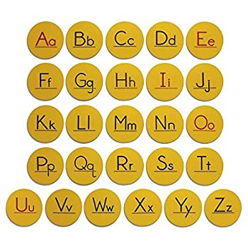 Alfabeto Spot Set Juego de 26