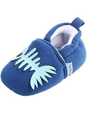 Sharplace Lauflernschuhe Baby Kleinkind weiche Sohle Schuhe Baumwolle