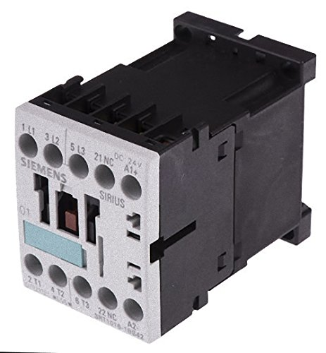 Siemens Indus.Sector Schütz 3RT1016-1BB42 4KW/400V 1Ö 24VDC 3RT Leistungsschütz zum Schalten von Wechselstrom
