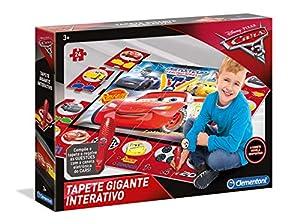 Clementoni - TAPETE GIGANTE INTERATIVO CARS 3 (67571 - Versión Portuguesa)
