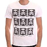 Star Wars Trooper Emotions - Camiseta Hombre