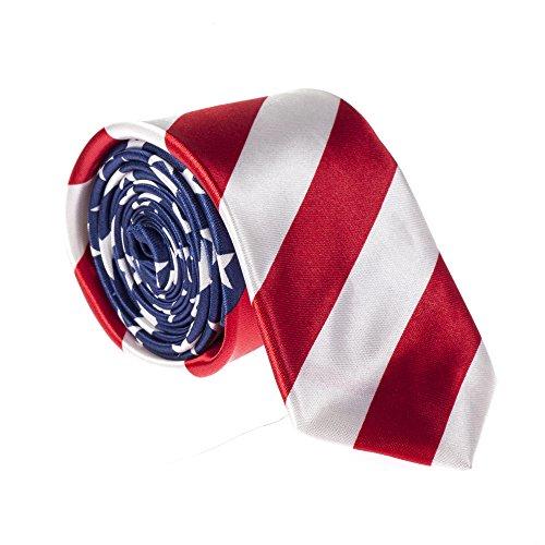 krawatte-mit-usa-motiv-amerika-fahne-sternenbanner-satin