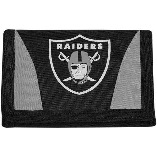 The Northwest Company Offiziell lizenzierte NFL Chamber Geldbörse, Unisex-Erwachsene, schwarz, Small