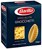 Barilla Le Specialità Gnocchetti Sardi, Pasta corta, Pasta di grano duro - 5 pezzi da 500 g [2500 g]