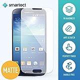 smartect Samsung Galaxy S3/S3 Neo Panzerglas Matt - Displayschutz mit 9H Härte - Blasenfreie Schutzfolie - Anti Fingerprint Panzerglasfolie [2 Stück]