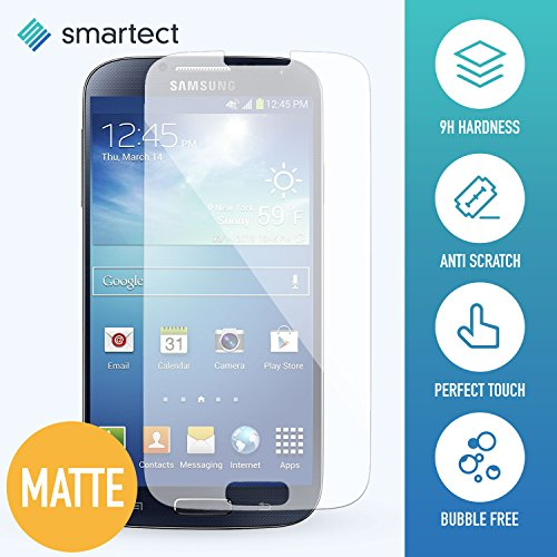 [1x MATT] Panzerglas Folie für Samsung Galaxy S3 / S3 NEO • Panzerfolie mit 9H Härte • Blasenfreie Montage der Folie • Ultra-Dünn (0.3 mm) • Gerundete Kanten (2.5D) • Anti-Fingerabdruck