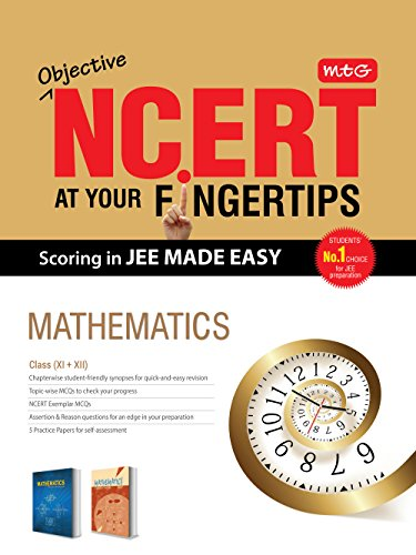 Objective NCERT at Your Fingertips Mathematics