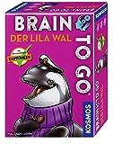 KOSMOS Spiele 690861 - Brain to go - Der lila Wal