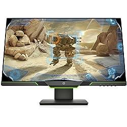HP 25X 24.5-inch Full HD Gaming Display Monitor(Black)