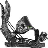 Flow NX2 CX Hybrid Snowboardbindung 2019 - Graphite Gr. L