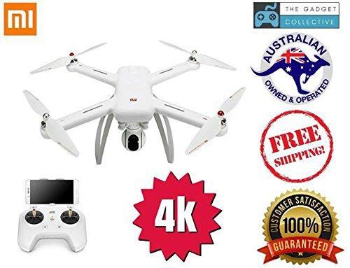 Desconocido generico Xiaomi Mi Drone - 4K Camera, GPS, 3 Axis Gimbal, ARA-D Propeller, 18M/s Top Speed, 500m Range, 27 Minutes Flight Time